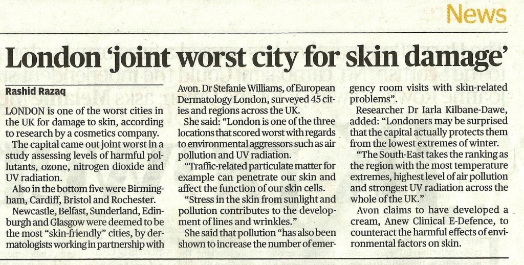 evening standard 12th june 2014 a
