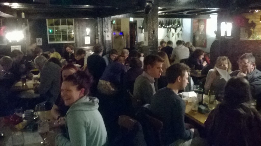 quiz night 9th feb 2015